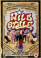 Wild Style: 25th Anniversary Special Edition [DVD] [1982][Region 2]