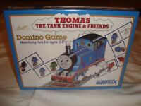 Thomas the Tank Engine Domino Game - New in Sealed Box