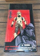 "STAR WARS Black Series: Scarif Stormtrooper - Walmart Exclusive 6"" Figure NIB"