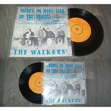 THE WALKERS - Nobody Loves Like An Irishman Rare Dutch PS 7' Folk Rock 71'