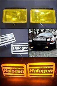 Universal FIT U13 Fog Light Spot Lamp H3 12V 55W Yellow Adjustable Fit All Car