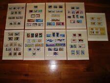 Lot Briefmarken  Guernsey, Jersey, Isle of Man  postfrisch