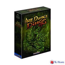 FEUERLAND Spiele - Alte dunkle Dinge - Brettspiel