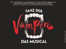 Köln Musical TANZ DER VAMPIRE TICKET Kat 1 Freitag Sommerspecial 10% billiger
