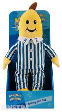 Bananas in Pyjamas B2 Talking Plush Soft Toy Large Kids Girls Boys Plush Toy New