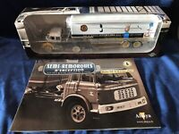 Camion Altaya 1/43 Semi-remorques d'exception Berliet TRL & Fascicule INTERFLORA