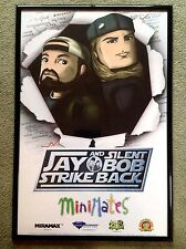 """SDCC 2014 Exclusive Jay and Silent Bob Strikes Back 36"""" x 24"""" Framed Poster"""