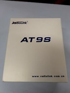 RadioLink AT9S 2.4GHz 10-Channel Transmitter with Receiver  NOT Tested