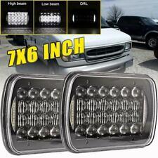 """2X 7X6"""" 5X7 120W LED Headlight Bulb Hi/Lo Beam DRL For Ford F650 F750 F700 Truck"""