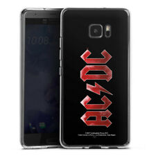 HTC U Ultra Silikon Hülle Case - ACDC Origin