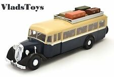 Hachette Buses of the World 1/43 scale Citroen T45 - France, 1934 HB01 USA
