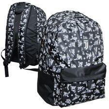 Juventus FC backpack, officially licensed, black