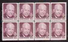 Scott #1395a...8 Cent...5 Booklet Panes of 8....Eisenhower....40 Stamps