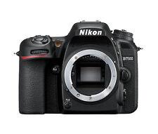 Nikon D D7500 20.9MP Digital SLR Camera - Black (Body Only) usa  warranty
