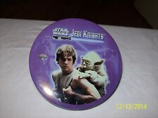 1998 Star Wars Jedi Knights Metal Cards, Set of 5 in Collectors Tin