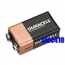 Duracell 9V Alkaline Battery Block 9 Volt MN1604 6LF22 6LR61 Industrial Packing