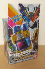 BANDAI Kamen Rider Build DX Genius Full Bottle Maked Rider Build