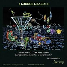 Michael Godard Lounge Lizards Open Edition