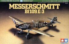 TAMIYA 1/72 AIRCRAFT MESSERSCHMITT BF109E-3