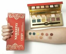 Cargo Cosmetics Limited Edition Eye Shadow Palette, Namastay In India