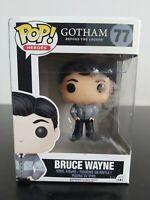 Heroes Funko Pop - Bruce Wayne - Gotham - No. 77