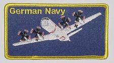 Aufnäher Patch Namemsschild German Navy Orion .........A3395