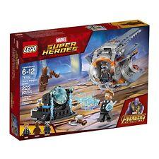 LEGO Marvel Super Heroes - Thor's Weapon Quest Building Set 76102 NEW NIB