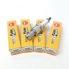 NGK Spark Plugs Fit Mazda Rx7 FC & FD Leading and trailing Full set of 4 BUR9EQP