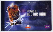 GB 2013 DOCTOR WHO PRESTIGE BOOKLET SG.DY6