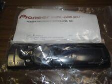 PIONEER DETACHBLE FACE PLATE XXA7413 USED IN MODEL DEHP680MP