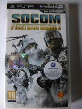 PSP SPIEL SOCOM FIRETEAM BRAVO 3  ab 16 Jahre