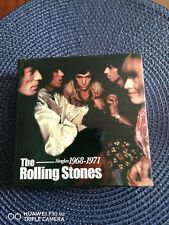 ROLLING STONES - THE SINGLES 1968 - 1971 ( Limited Edition Box Set )