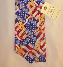 1996 Olympic Games Atlanta Collection Neck Tie - By RM Sport