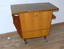 Barschrank-Barkommode aus den 60er Jahren