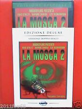 la mosca 2 the fly II the fly 2 eric stoltz daphne zuniga 2 dvd deluxe usatoraro