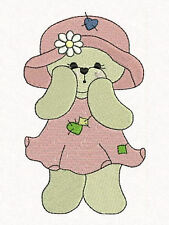 1032:  Machine Embroidery Designs - Patch Bears