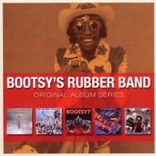 Bootsy's Rubber Band ORIGINAL ALBUM SERIES Collins STRETCHIN' OUT New 5 CD