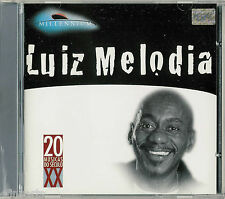 Luiz Melodia - Millennium - 20 Musicas do Seculo XX -  Brazil - Original CD
