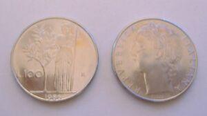 ITALIA/ MONETA 100 LIRE MINERVA BB - ANNO 1986/ COIN CIRCULATED