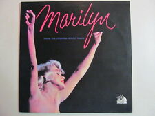 MARILYN MONROE ORIGINAL SOUNDTRACK JAPAN IMPORT MONO LP 255-A269 MOVIE STAR RARE