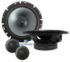 "SPS-610C ALPINE 6.5"" TYPE-S 2-WAY CAR COMPONENT SPEAKERS MIDS SILK TWEETERS NEW"