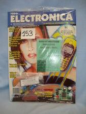 REVISTA - MAGAZINE TODO ELECTRONICA. Nº 26 AÑO VII. KIT REGALO.  COD$*153