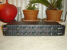 Ashly PQ26, Stereo 6 Band Parametric Equalizer, Eq, Vintage Rack
