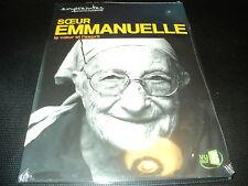 """DVD DIGIPACK NF """"SOEUR EMMANUELLE - LE COEUR ET L'ESPRIT"""" Collection EMPREINTES"""