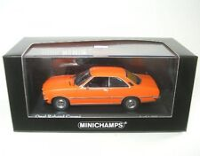 Opel Rekord Coupe (signal Orange) 1975