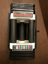 PowerBlock Classic 50 10lb - 50lb Single Dumbbell Weight