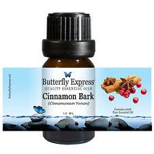 Cinnamon Bark Essential Oil (Cinnamomum Verum) 10 ml