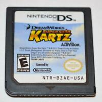 DREAMWORKS SUPER STAR KARTZ NINTENDO DS GAME 3DS 2DS LITE DSI XL