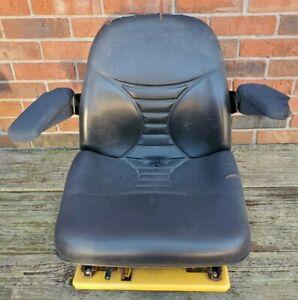 Cub Cadet GT 2554 Seat, High Back w/Arm Rests 757-04042