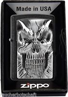 Zippo Sombra master black CRACLE espacio para NEGRO MATE CON O SIN SET DE REGALO